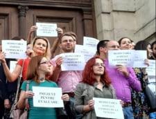 Peste 1.000 de judecatori si procurori cer modificarea legilor Justitiei in acord cu recomandarile institutiilor internationale