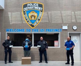Peste 1.000 de politisti americani au coronavirus, cei mai multi la New York