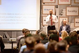 Peste 1.000 de posibili parteneri de afaceri te asteapta la Bucuresti Business Days