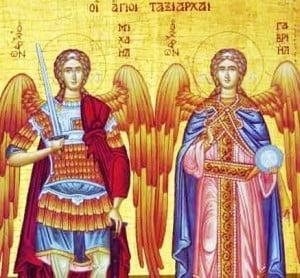 Peste 1.300.000 de romani poarta numele Sfintilor Arhangheli Mihail si Gavril