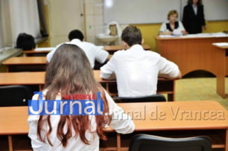 Peste 1.500 de elevi vranceni au luat examenul de Bacalaureat