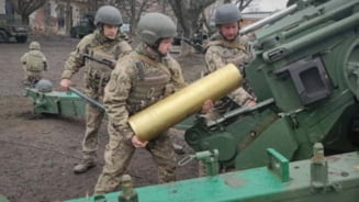 "Peste 100.000 de militari rusi mobilizati de Moscova la frontiera cu Ucraina. ""Exista un risc de escaladare"""