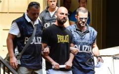 Peste 100 de mafioti arestati, in una dintre cele mai ample razii din Italia