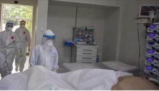 Peste 11.000 de cazuri noi de COVID in ultimele 24 de ore