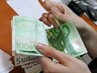 Peste 12.000 de romani au depozite mai mari de 100.000 de euro in banci