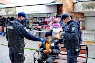 Peste 120 de sanctiuni contraventionale, aplicate de jandarmii olteni