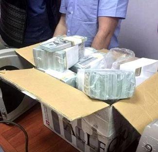 Peste 122 de milioane de dolari cash, gasiti la seful anticoruptie din Rusia