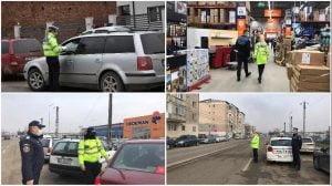 Peste 130 de persoane, SANCEsIONATE de politistii din Alba pentru nerespectarea masurilor anti-COVID, in ultimele 24 de ore