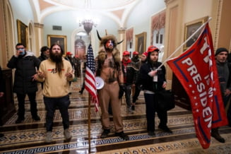 """Peste 150 de persoane puse sub acuzare pentru violentele de la Capitoliu: """"Lista se prelungeste"""""""