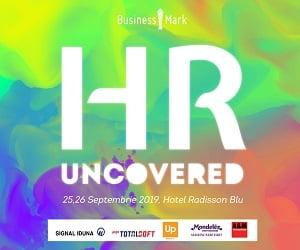 Peste 150 de profesionisti in HR participa la HR Uncovered