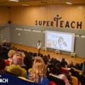 Peste 150 de profesori, prezenți la prima conferință SuperTeach din 2021