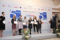Peste 160 de proiecte au fost inscrise in competitia Romanian CSR Awards 2018
