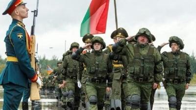 Peste 200.000 de militari la exercițiile militare Zapad 2021 organizate de Rusia și Belarus. Îngrijorare în rândul vecinilor europeni