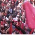 Peste 200.000 de oameni au participat la o manifestaţie împotriva fascismului, la Roma VIDEO