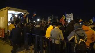 Peste 200 de amenzi aplicate la protestele fata de masurile anti-pandemie. Pentru ce au fost sanctionati manifestantii