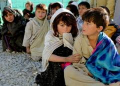 Peste 26.000 de copii au fost ucisi sau raniti in Afganistan in timpul conflictelor din ultimii 15 ani