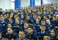 Peste 3.600 de candidati se bat pe 770 de posturi scoase la concurs de Politia Romana