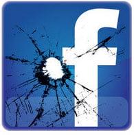 Peste 30.000 de oameni au parasit Facebook in semn de protest