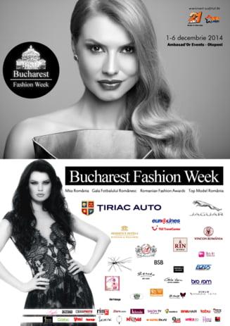 Peste 30 de designeri romani si straini la Bucharest Fashion Week