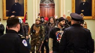 Peste 300 de persoane, sustinatori ai lui Donald Trump, au fost puse sub acuzare in urma violentelor de la Capitoliul din Washington