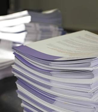 Peste 40 de amendamente la legile pe care Guvernul isi va asuma raspunderea