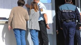Peste 40 de politisti si jandarmi asigura ordinea si linistea publica pe perioada alegerilor locale partiale de la Deveselu
