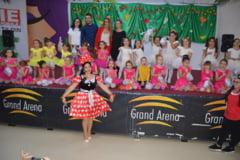 Peste 500 de copii vor merge la gradinita intr-un mall din Bucuresti
