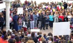 Peste 500 de elevi au serbat Ziua Educatiei la Centrul Eparhial din Ramnicu Valcea