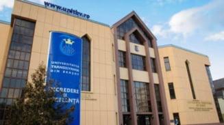 Peste 500 de locuri fara taxa la Universitatea Transilvania
