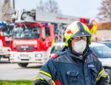 Peste 5000 de pompieri, pregatiti sa intervina in zonele vizate de Codul portocaliu