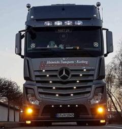 Peste 60.000 de masini Mercedes diesel vor fi chemate in service din cauza emisiilor poluante