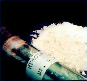 Peste 70 de kilograme de heroina, descoperite la frontiera cu Romania