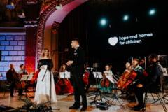 Peste 700 de invitati la cea de-a saptea editie a Hope Concert, eveniment organizat de Hope and Homes for Children in sprijinul copiilor vulnerabili
