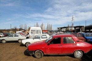 """Peste 8.000 de masini noi cumparate prin Programul """"Rabla"""", in 2012"""