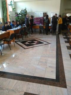 Peste 800 de sibieni la Bursa Generala a Locurilor de Munca