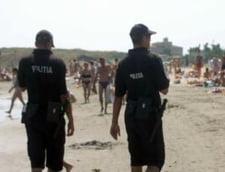 Peste 850 de politisti si jandarmi asigura linistea pe litoral