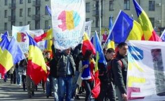 Peste 87% dintre romani vor unirea cu Basarabia