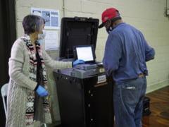 Peste 96 de milioane de americani au votat anticipat. Diferenta uriasa fata de scrutinul din 2016