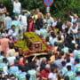 """Peste o suta de jandarmi, politisti si pompieri vor asigura ordinea la procesiunea de Sanziene, de la Manastirea """"Sfantul Ioan cel Nou"""" din Suceava"""