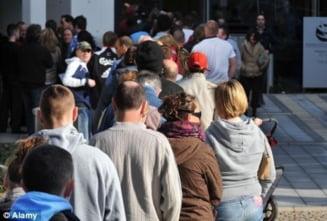 Peste un milion de tineri someri britanici
