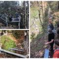 Pestera Ghetarul de la Scarisoara, vizitata anual de peste 10.000 de turisti, inchisa pentru inlocuirea scarilor de acces