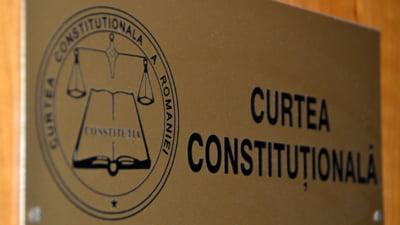 Petitie online pentru depolitizarea CCR - cum ar trebui numiti judecatorii