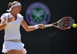 Petra Kvitova, prima finalista de la Wimbledon. Vezi de cate ori a jucat cu Simona Halep