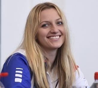 Petra Kvitova, reactie ciudata la adresa Irinei Begu dupa victoria de la Madrid