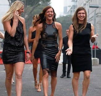 Petra Kvitova a descoperit fata necunoscuta a Simonei Halep - mesajul tenismenei din Cehia