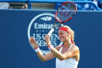 Petra Kvitova castiga primul titlu WTA dupa revenirea in tenis