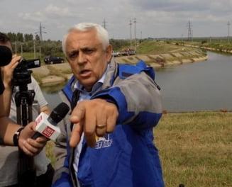 Petre Daea, despre Vosganian: Imaginatia lui a zburat prea departe