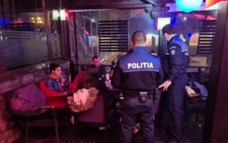 Petrecere cu lautari la un restaurant din Fetesti, oprita de politisti