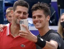 Petrecere in strada pentru Novak Djokovici dupa victoria de la Roland Garros VIDEO