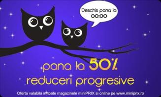 Petrecerea Miniprix Reduceri De Pana La 50 Si Livestreaming Pe